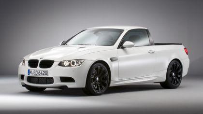 2011 BMW M3 ( E92 ) Pickup concept - april 1st 2011 7