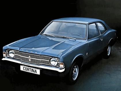 1970 Ford Cortina 2-door saloon 2