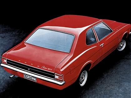 1970 Ford Cortina 2-door saloon 3
