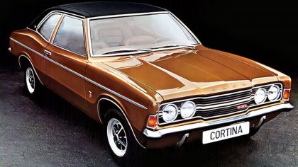 1970 Ford Cortina 2-door saloon 6
