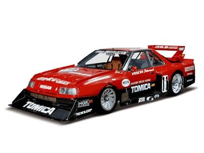 1982 Nissan Skyline ( R30 ) Super Silhouette 1
