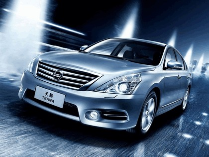 2011 Nissan Teana - China version 4