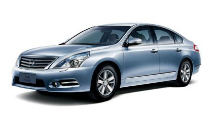 2011 Nissan Teana - China version 5