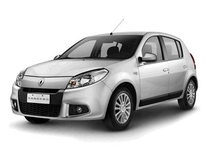 2011 Renault Sandero - Brazil version 1