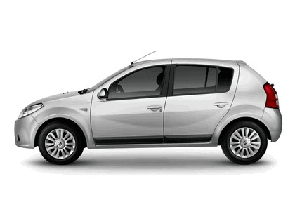 2011 Renault Sandero - Brazil version 2
