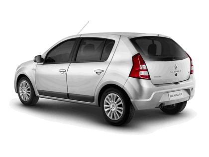 2011 Renault Sandero - Brazil version 3