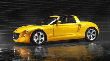 2005 Volkswagen EcoRacer concept 8