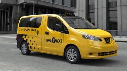 2011 Nissan NV200 - NYC Taxi of Tomorrow 1