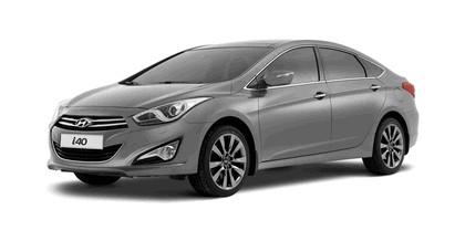 2011 Hyundai i40 1