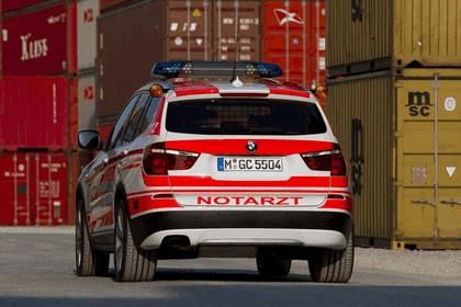 2011 BMW X3 Notarzt 2