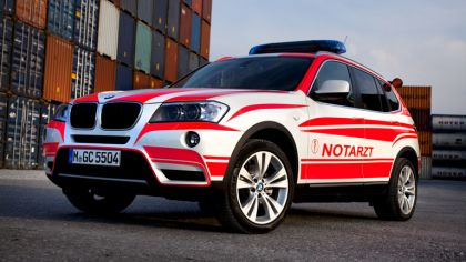 2011 BMW X3 Notarzt 1