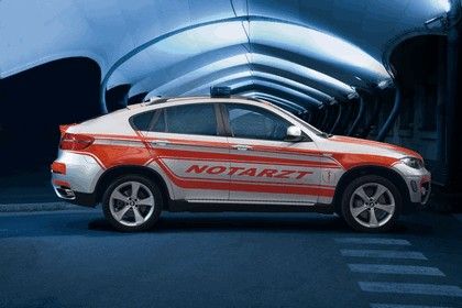 2011 BMW X6 Notarzt 2