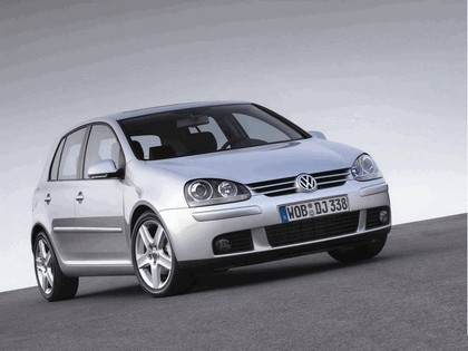 2005 Volkswagen Golf V 1