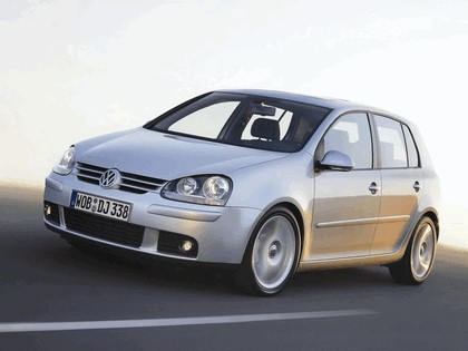 2005 Volkswagen Golf V 4