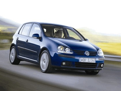 2005 Volkswagen Golf V 7
