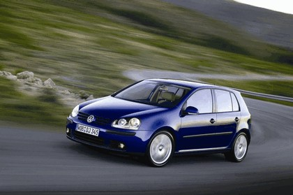 2005 Volkswagen Golf V 10