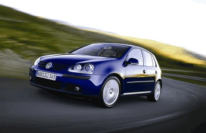 2005 Volkswagen Golf V 11