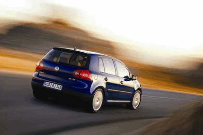 2005 Volkswagen Golf V 12