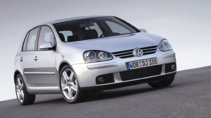 2005 Volkswagen Golf V 2