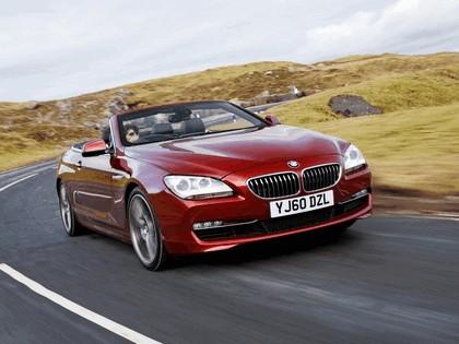 2011 BMW 640i ( F13 ) cabriolet - UK version 5