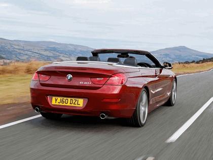 2011 BMW 640i ( F13 ) cabriolet - UK version 7