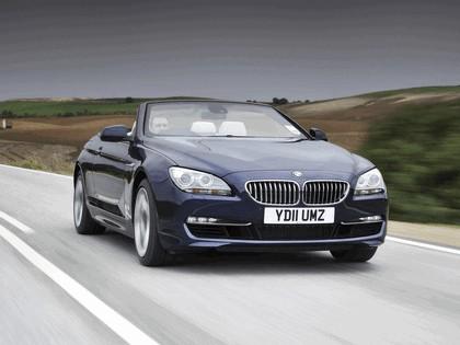 2011 BMW 650i ( F13 ) cabriolet - UK version 5