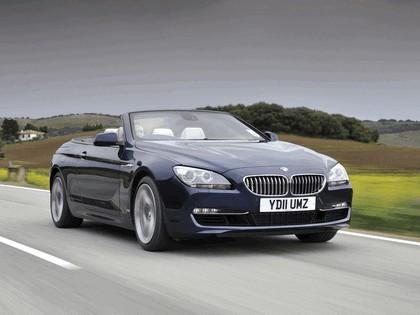 2011 BMW 650i ( F13 ) cabriolet - UK version 6