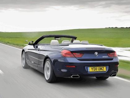 2011 BMW 650i ( F13 ) cabriolet - UK version 11