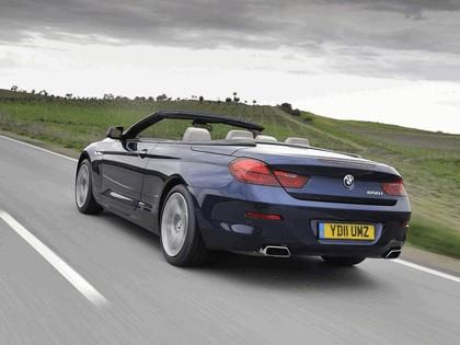 2011 BMW 650i ( F13 ) cabriolet - UK version 12