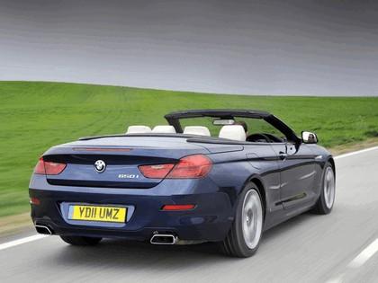 2011 BMW 650i ( F13 ) cabriolet - UK version 13