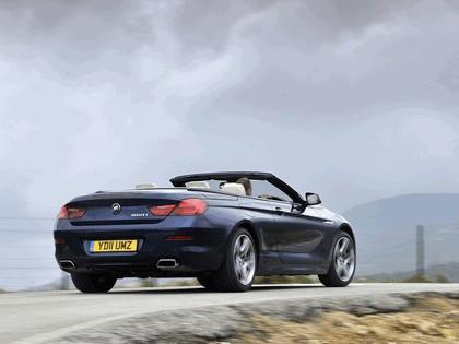2011 BMW 650i ( F13 ) cabriolet - UK version 16