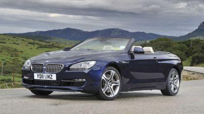 2011 BMW 650i ( F13 ) cabriolet - UK version 7