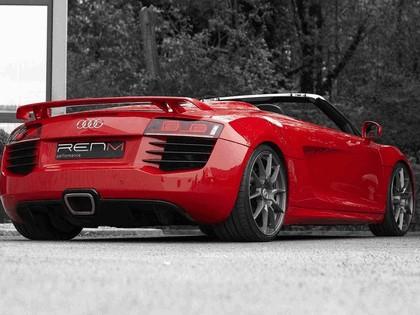 2011 Audi R8 V10 spyder by Renm Rms 2