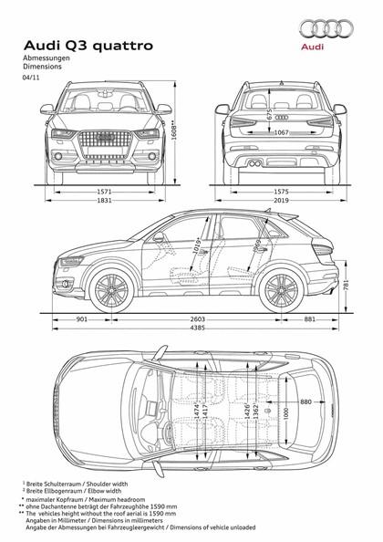 2011 Audi Q3 41
