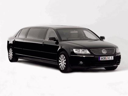 2005 Volkswagen Individual Phaeton Lounge concept 1