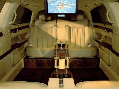 2005 Volkswagen Individual Phaeton Lounge concept 3