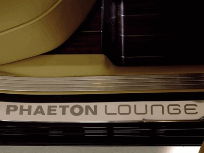 2005 Volkswagen Individual Phaeton Lounge concept 6