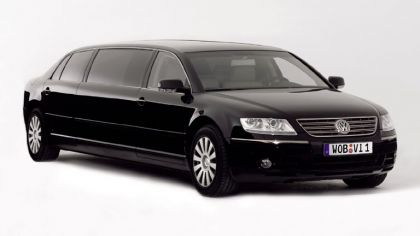 2005 Volkswagen Individual Phaeton Lounge concept 7
