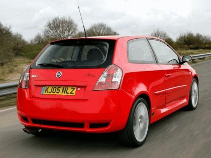 2005 Fiat Stilo - Michael Schumacher edition - UK version 4