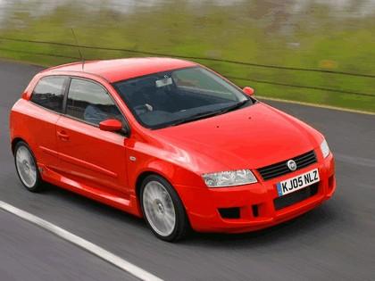 2005 Fiat Stilo - Michael Schumacher edition - UK version 5