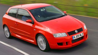 2005 Fiat Stilo - Michael Schumacher edition - UK version 7