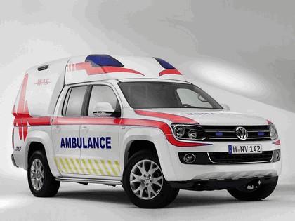 2011 Volkswagen Amarok Ambulance 1