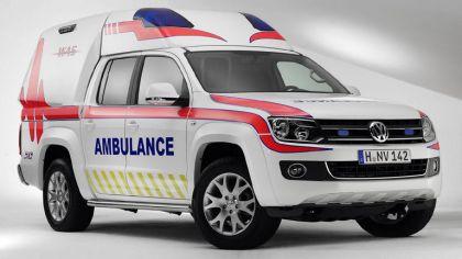 2011 Volkswagen Amarok Ambulance 9