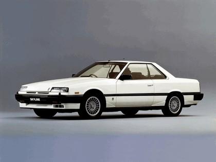 1983 Nissan Skyline 2000 Turbo RS-X coupé ( KDR30 ) XFT 1