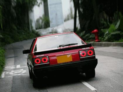 1983 Nissan Skyline 2000 Turbo RS-X coupé ( KDR30 ) XFT 4