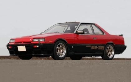 1983 Nissan Skyline 2000 Turbo RS-X coupé ( KDR30 ) XFT 5