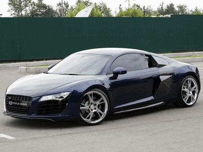 2010 Audi R8 SD Stealth by Status Design 1