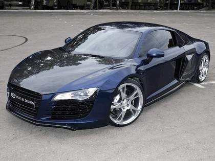 2010 Audi R8 SD Stealth by Status Design 3