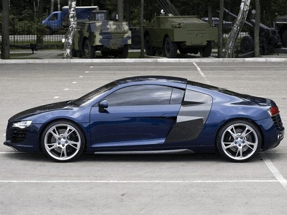 2010 Audi R8 SD Stealth by Status Design 6