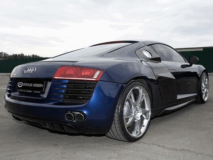 2010 Audi R8 SD Stealth by Status Design 9